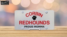 Corbin Redhounds - Proud Momma