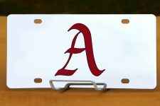 Alabama State Plate - A only