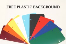 Free Plastic Color Background