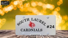 South Laurel Cardinals - #24